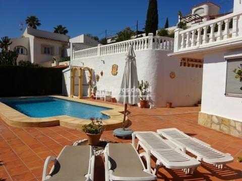 Villa  in Calpe, Costa Blanca North (2187) - 9