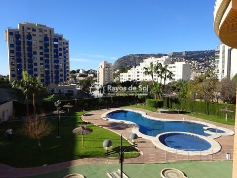 Apartment  in Calpe, Costa Blanca North (2185) - 2