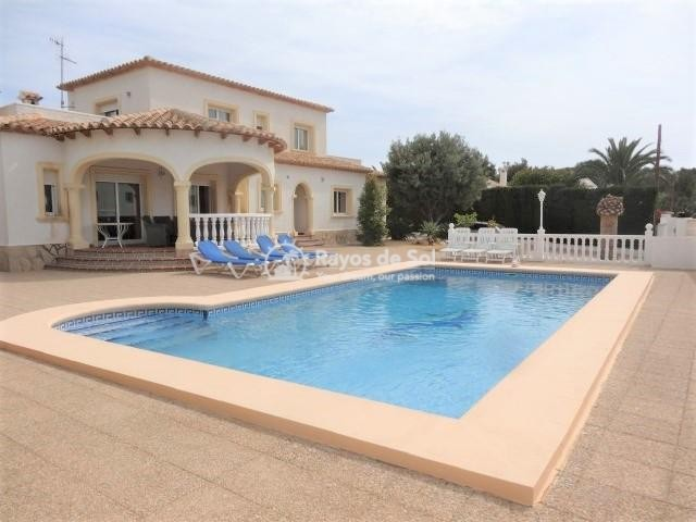 Villa  in Calpe, Costa Blanca North (788) - 1