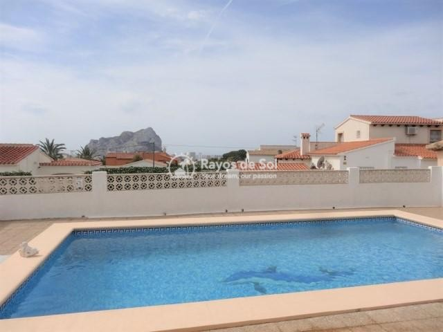 Villa  in Calpe, Costa Blanca North (788) - 18