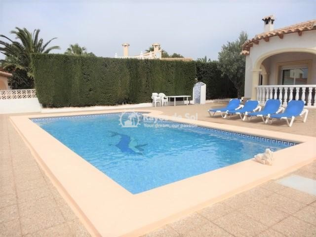 Villa  in Calpe, Costa Blanca North (788) - 17