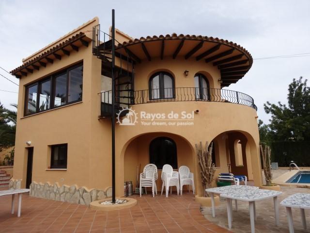 Villa  in Calpe, Costa Blanca North (1766) - 2