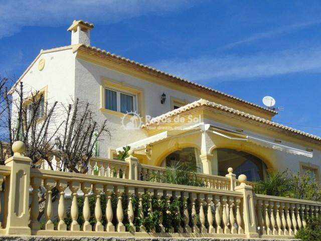 Villa  in Calpe, Costa Blanca North (1568) - 62