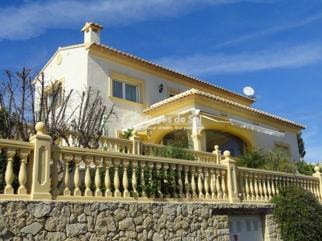 Villa  in Calpe, Costa Blanca North (1568) - 63