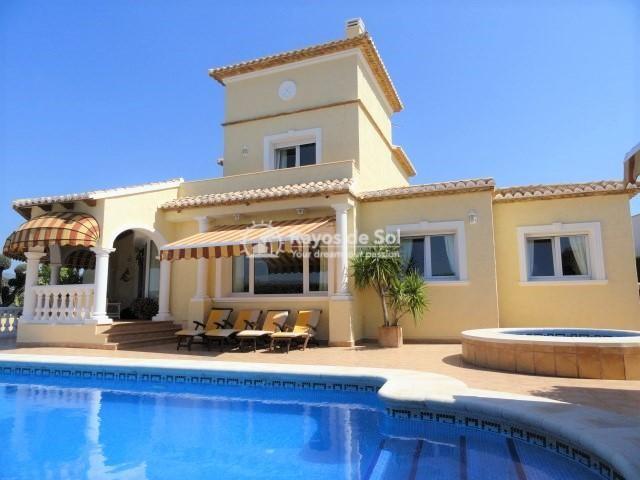 Villa  in Calpe, Costa Blanca North (1311) - 1