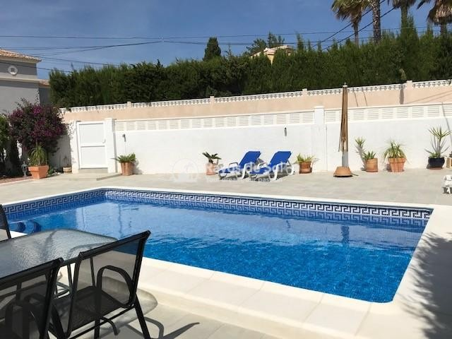 Villa  in Calpe, Costa Blanca North (1270) - 2