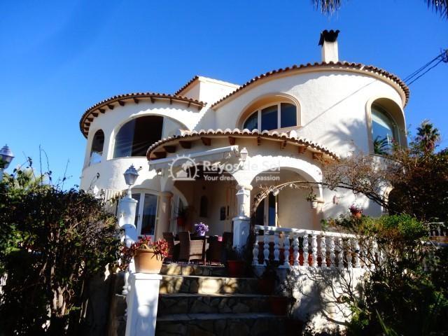 Villa  in Calpe, Costa Blanca North (1393) - 51