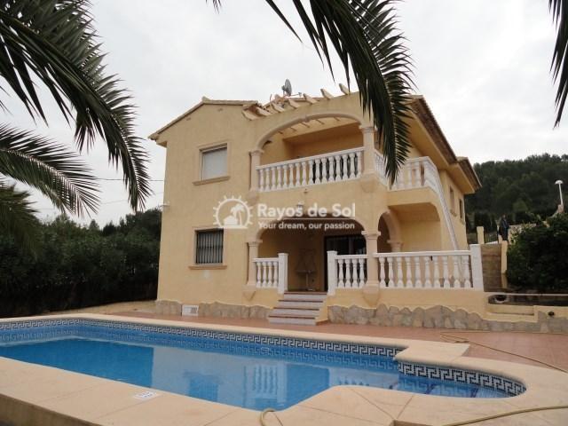 Villa  in Calpe, Costa Blanca North (894) - 1
