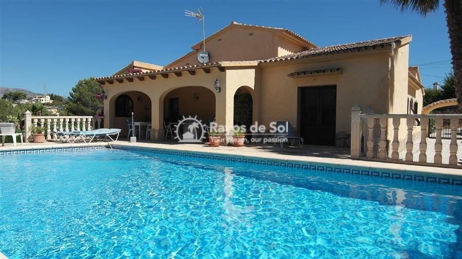 Villa  in Calpe, Costa Blanca North (783) - 1