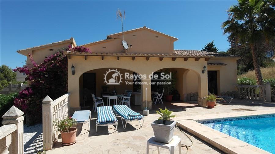 Villa  in Calpe, Costa Blanca North (783) - 11
