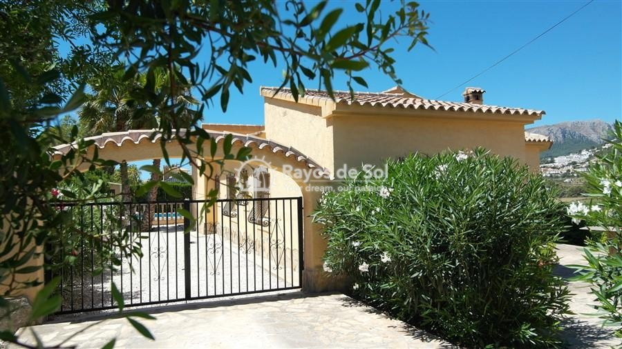 Villa  in Calpe, Costa Blanca North (783) - 12