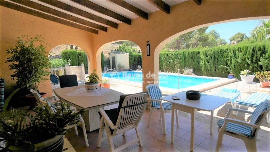 Villa  in Calpe, Costa Blanca North (783) - 2