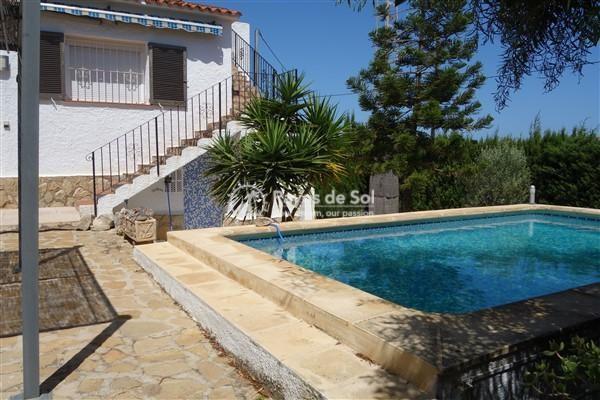 Villa  in Calpe, Costa Blanca North (2941) - 2