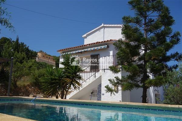 Villa  in Calpe, Costa Blanca North (2941) - 1