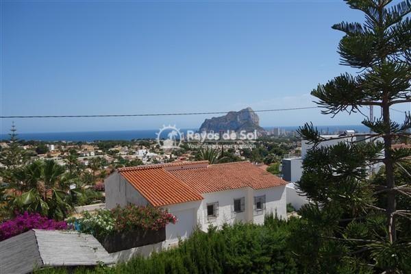 Villa  in Calpe, Costa Blanca North (2941) - 22
