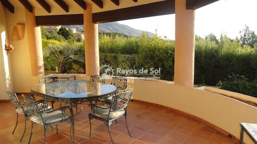 Villa  in Altea La Vella, Costa Blanca (2882) - 14