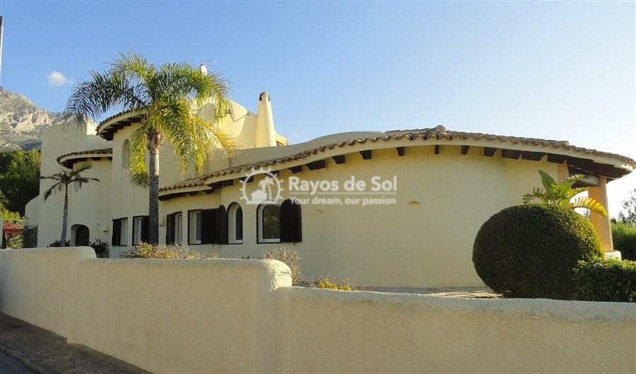 Villa  in Altea La Vella, Costa Blanca (2882) - 17