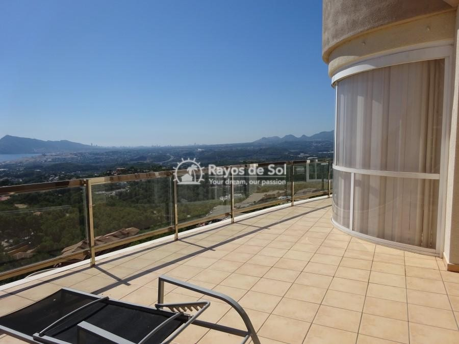 Apartment  in Altea La Vella, Costa Blanca (2830) - 1