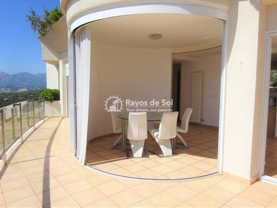 Apartment  in Altea La Vella, Costa Blanca (2830) - 2