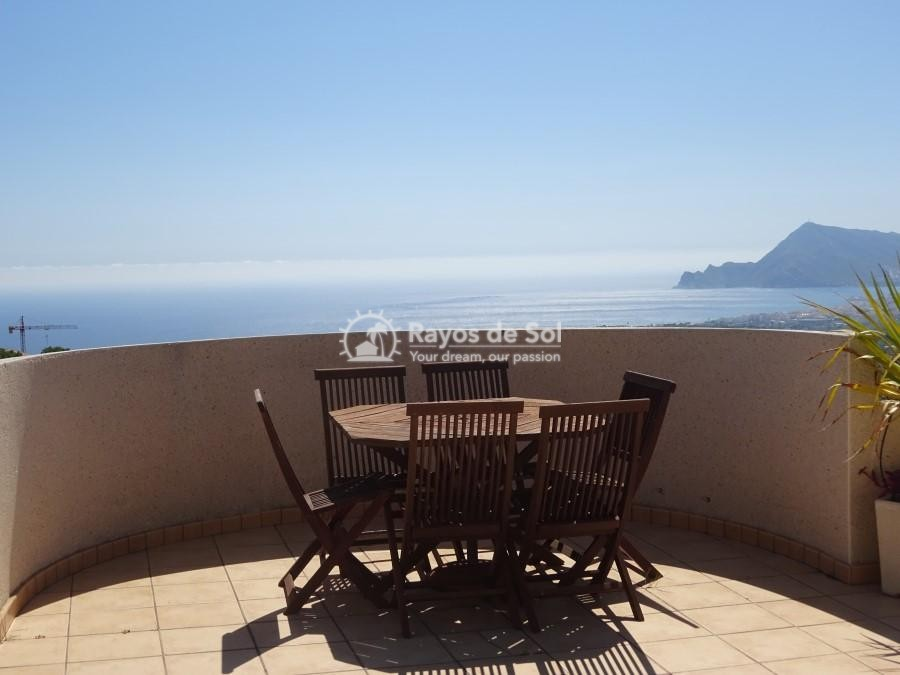 Apartment  in Altea La Vella, Costa Blanca (2830) - 9