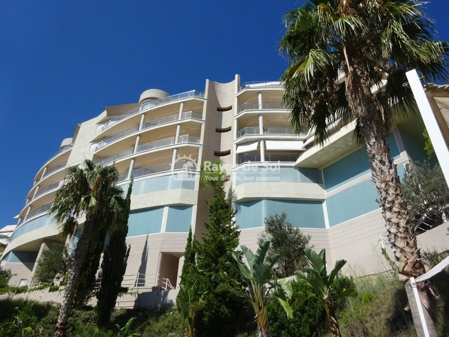 Apartment  in Altea La Vella, Costa Blanca (2830) - 11