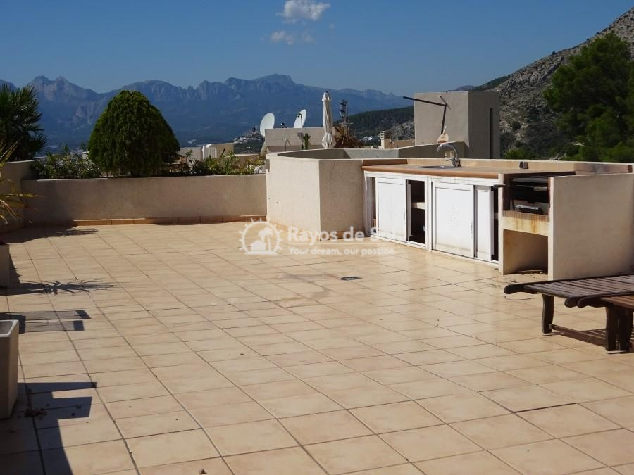 Apartment  in Altea La Vella, Costa Blanca (2830) - 10
