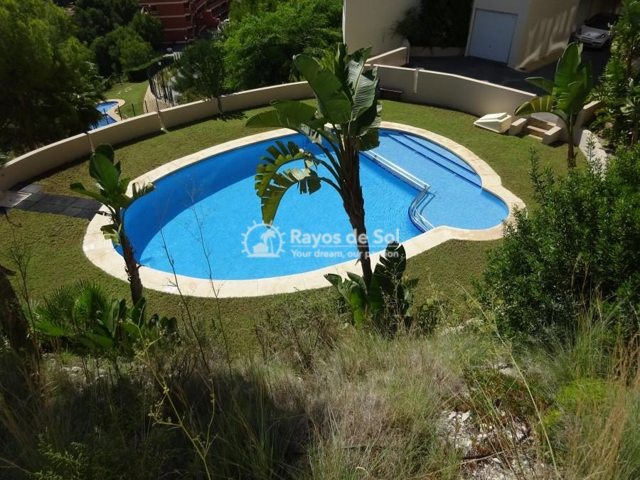 Apartment  in Altea La Vella, Costa Blanca (2830) - 12