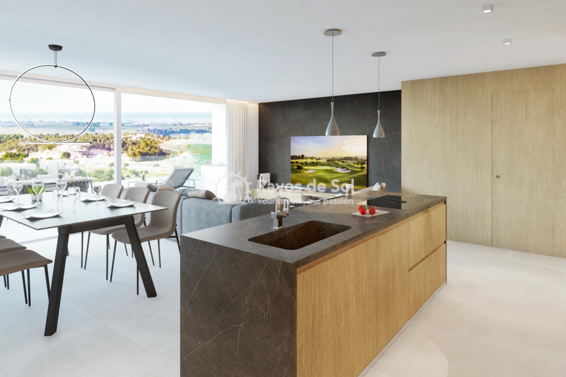 Apartment  in Las Colinas, Orihuela Costa, Costa Blanca (limoneroap-2d) - 1