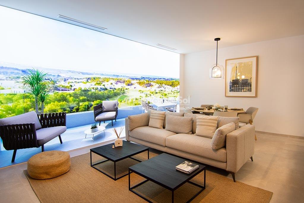 Apartment  in Las Colinas, Orihuela Costa, Costa Blanca (limoneroap-3d) - 1