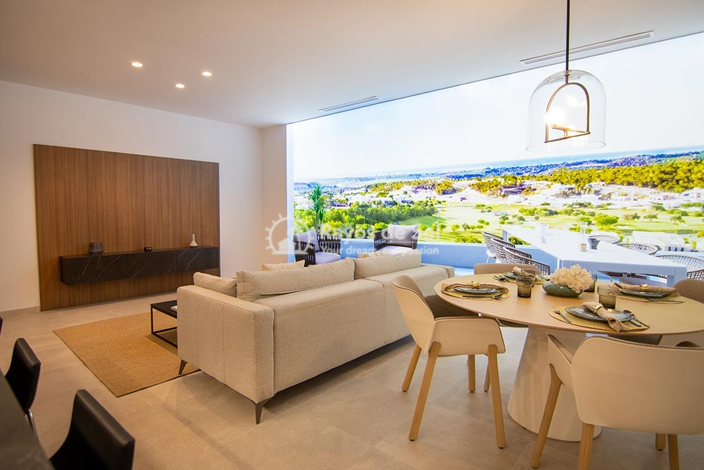 Apartment  in Las Colinas, Orihuela Costa, Costa Blanca (limoneroap-3d) - 7