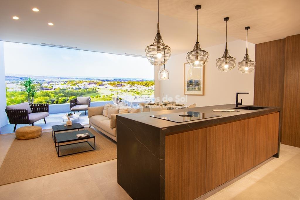 Apartment  in Las Colinas, Orihuela Costa, Costa Blanca (limoneroap-gf-3d) - 1