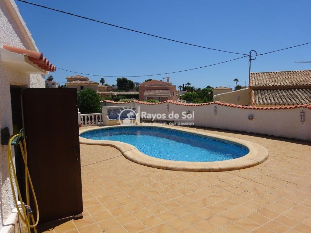 Villa  in Calpe, Costa Blanca North (2957) - 2