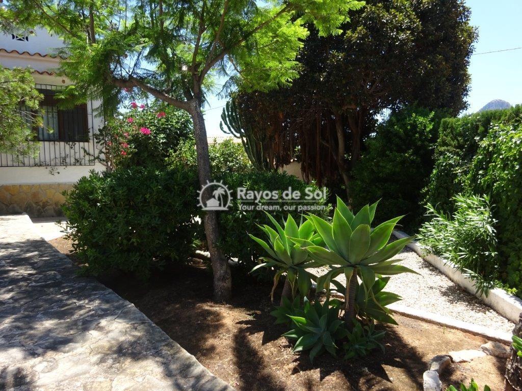 Villa  in Calpe, Costa Blanca North (2957) - 23