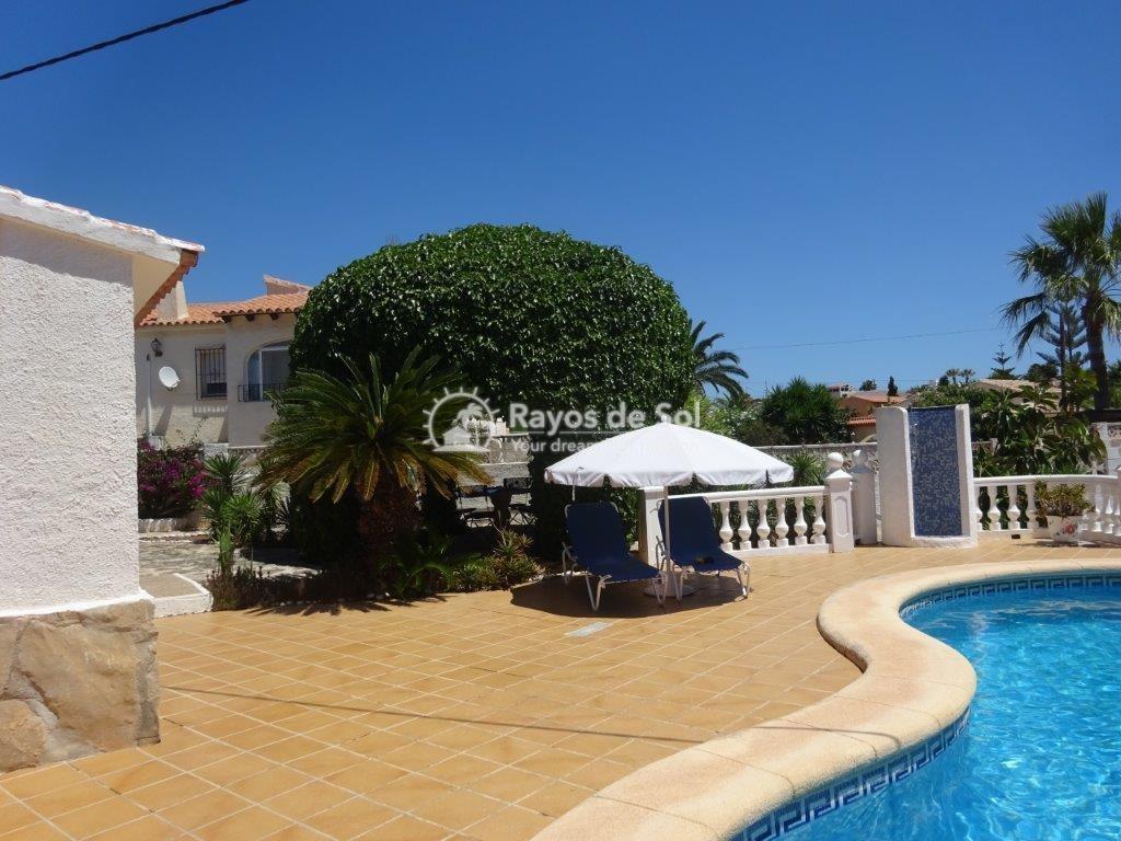 Villa  in Calpe, Costa Blanca North (2957) - 27