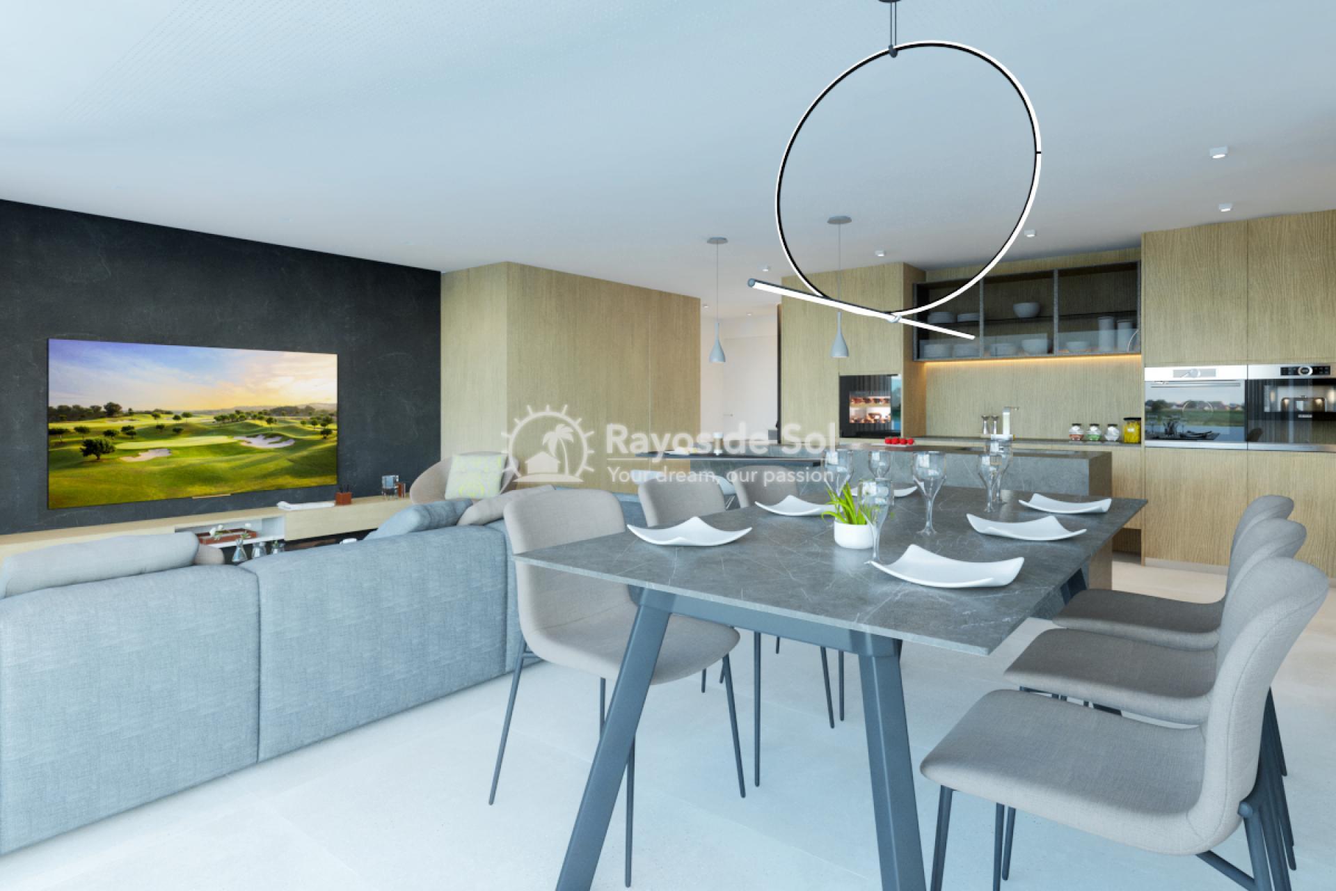 Apartment  in Las Colinas, Orihuela Costa, Costa Blanca (limoneroap-ph-3d) - 4