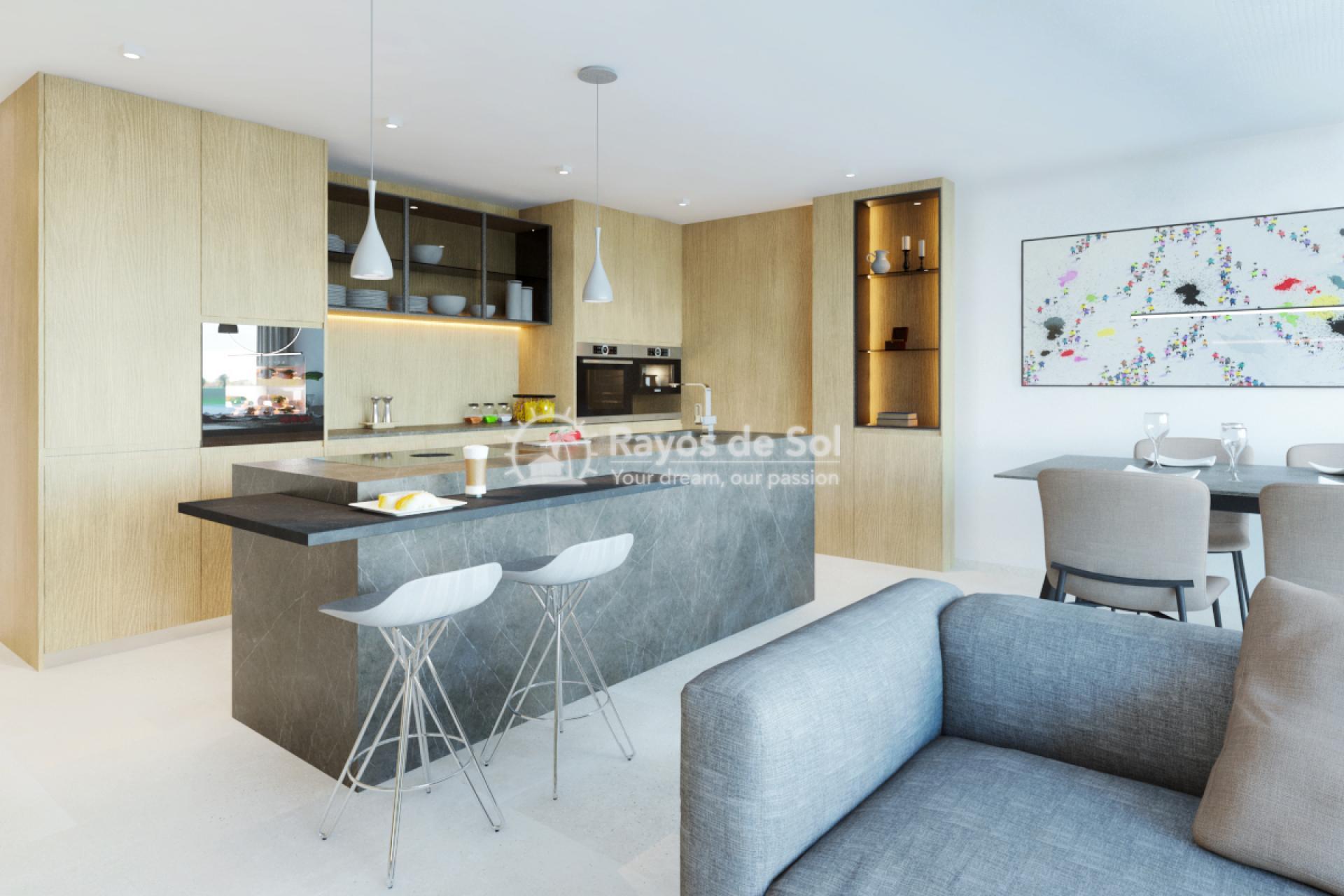 Apartment  in Las Colinas, Orihuela Costa, Costa Blanca (limoneroap-ph-3d) - 3