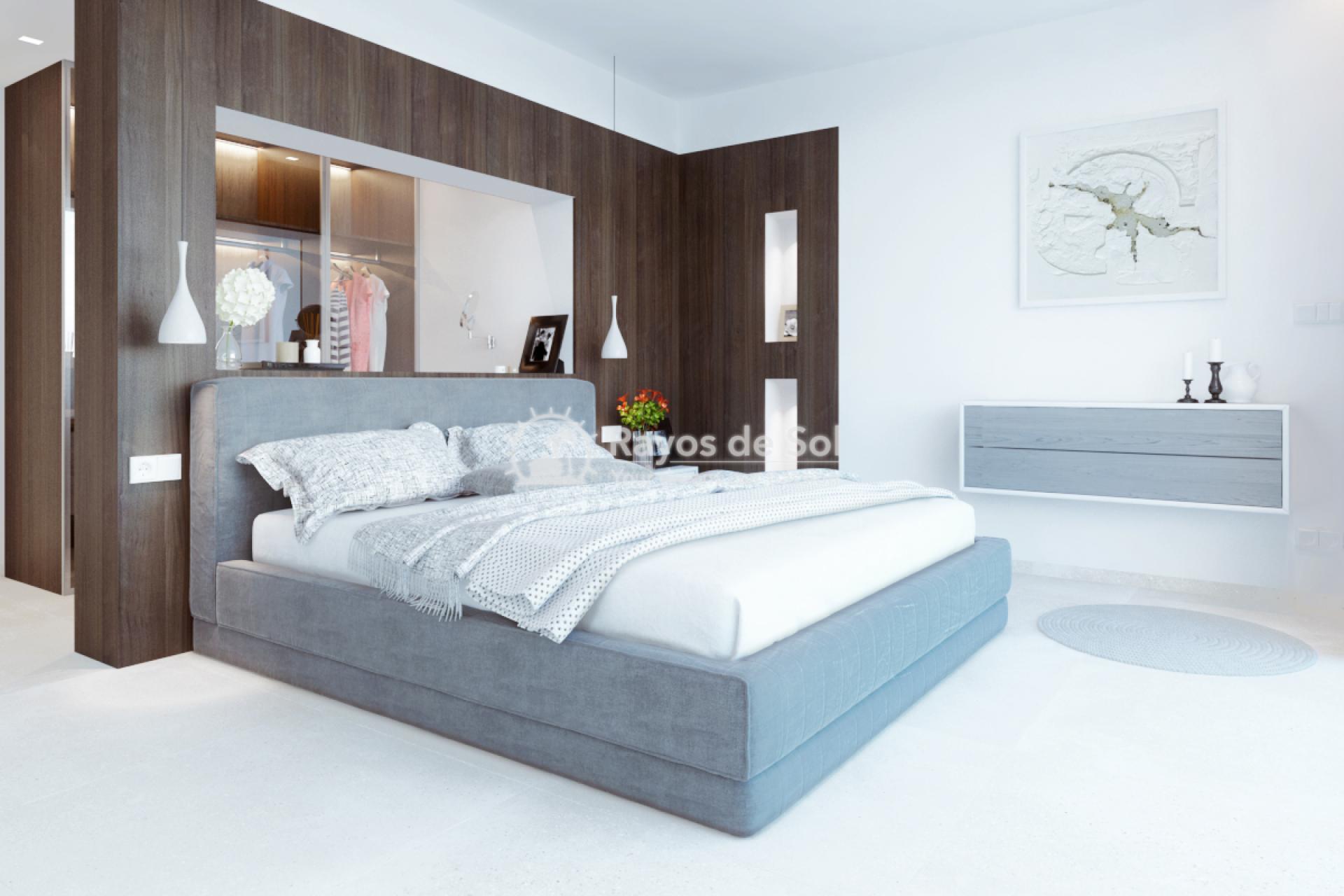 Apartment  in Las Colinas, Orihuela Costa, Costa Blanca (limoneroap-ph-3d) - 8