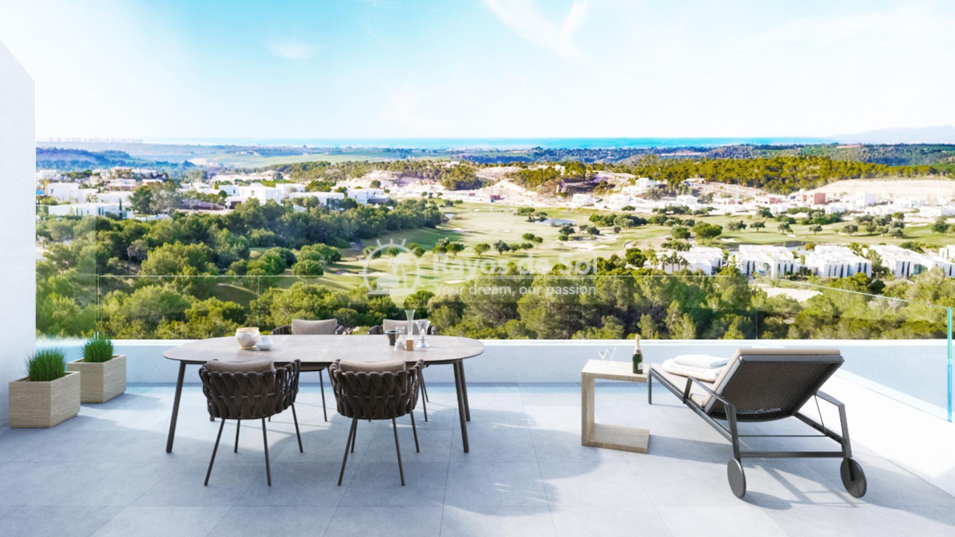 Apartment  in Las Colinas, Orihuela Costa, Costa Blanca (limoneroap-ph-3d) - 7
