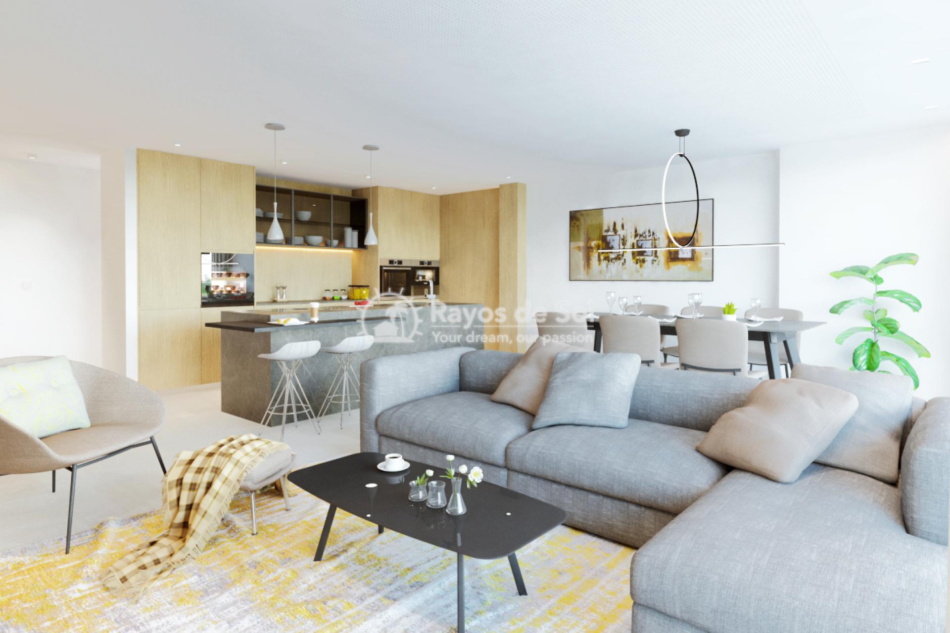 Apartment  in Las Colinas, Orihuela Costa, Costa Blanca (limoneroap-ph-3d) - 2