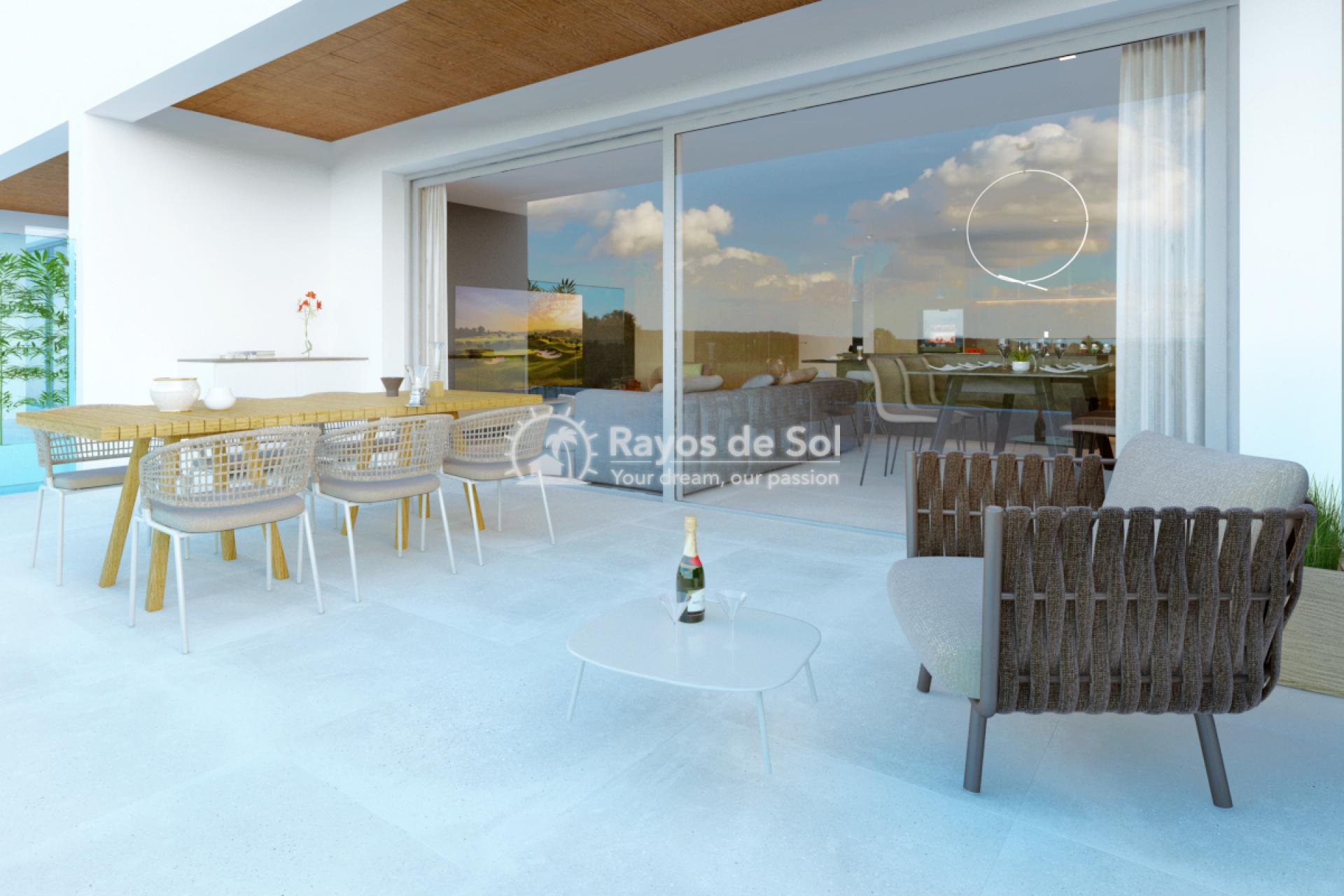Apartment  in Las Colinas, Orihuela Costa, Costa Blanca (limoneroap-ph-3d) - 6