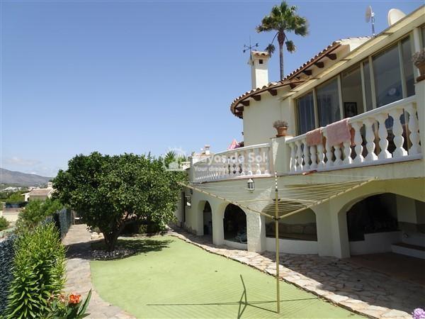 Villa  in Calpe, Costa Blanca North (2962) - 2