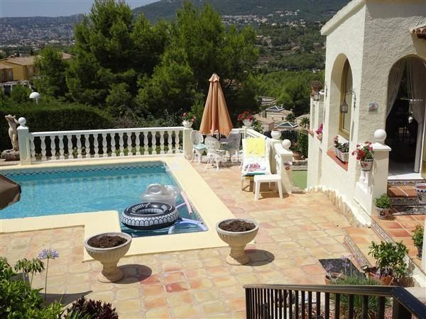 Villa  in Calpe, Costa Blanca North (2962) - 1
