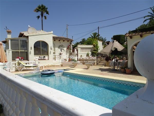 Villa  in Calpe, Costa Blanca North (2962) - 4