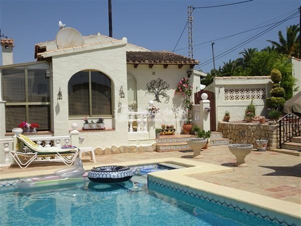 Villa  in Calpe, Costa Blanca North (2962) - 21