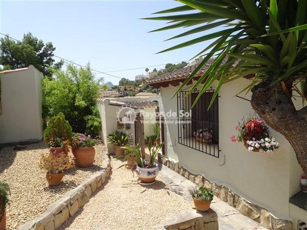 Villa  in Calpe, Costa Blanca North (2962) - 23