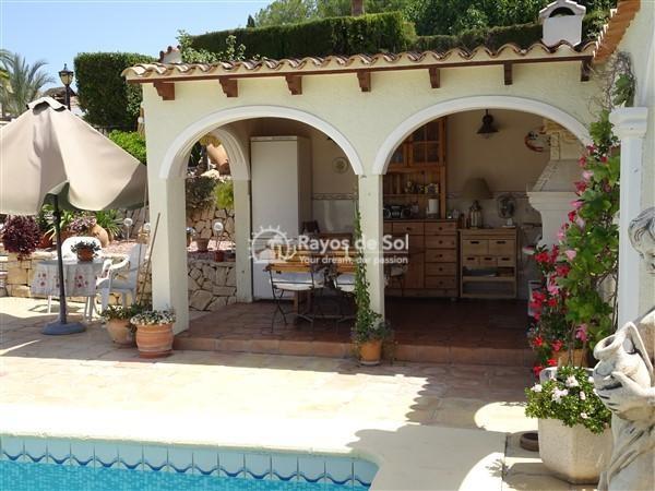 Villa  in Calpe, Costa Blanca North (2962) - 22