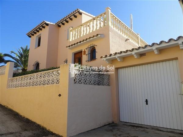 Apartment  in Calpe, Costa Blanca North (2848) - 1