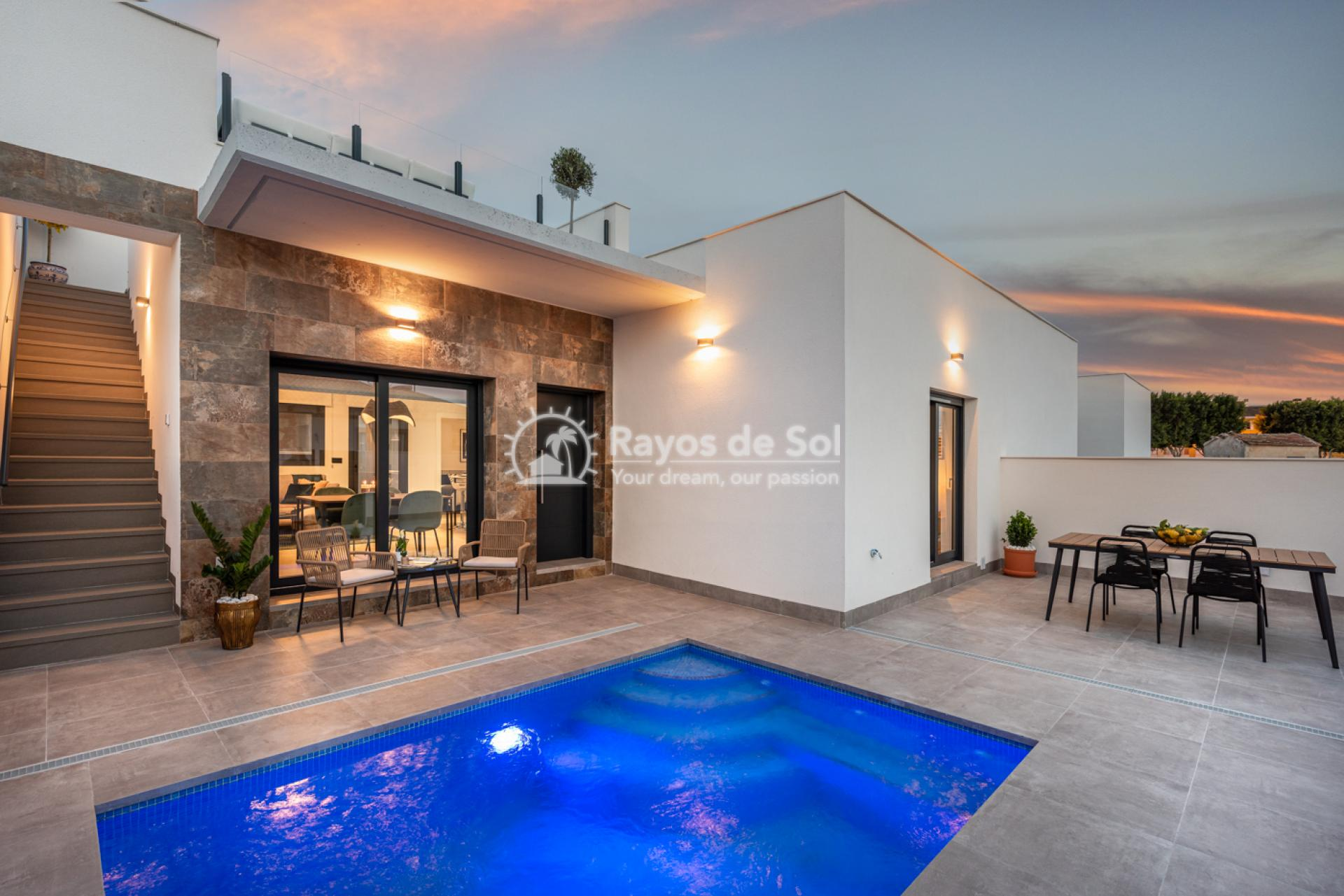 Semi-detached villa  in Formentera del Segura, Costa Blanca (Riomar) - 1