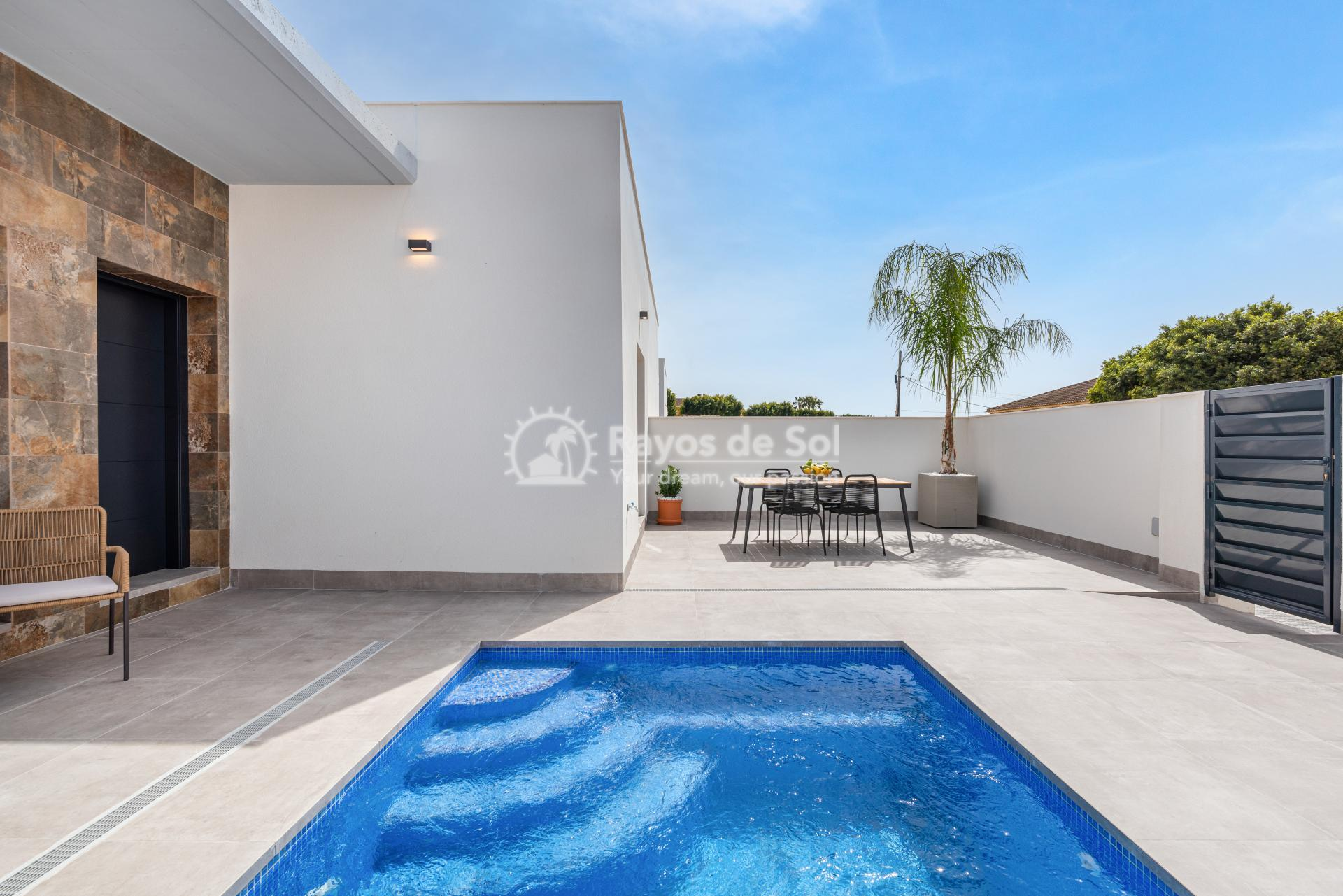 Semi-detached villa  in Formentera del Segura, Costa Blanca (Riomar) - 16