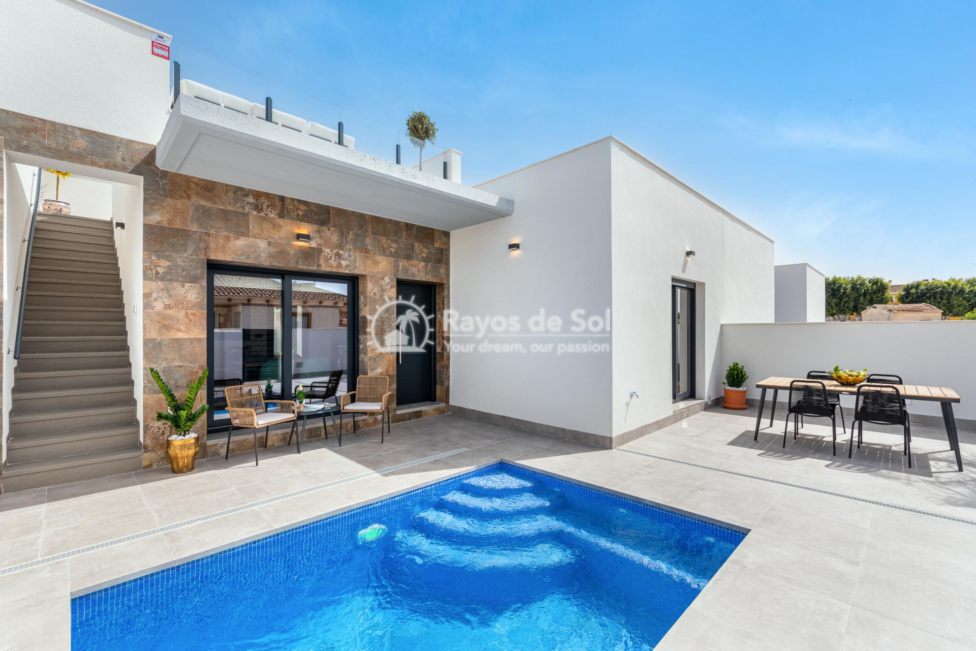 Semi-detached villa  in Formentera del Segura, Costa Blanca (Riomar) - 15